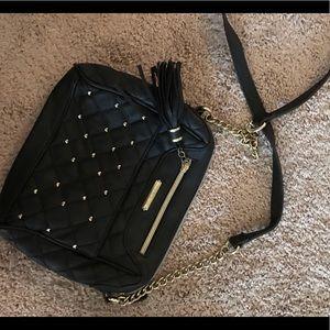 Betsy Johnson cross-body purse